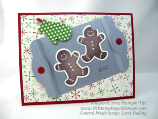 stampin up, dostamping, dawn olchefske, demonstrator, lorri heiling, mitten buillder punch, christmas