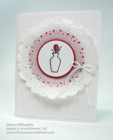 #DSC065HomeSweetHome, #dostamping #stampinup #cardmaking #challengethursday #valentinesday