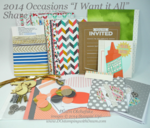 #dostamping, #stampinup #productshare #2014Occasions