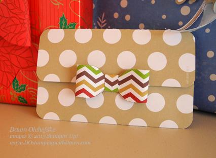 #dostamping, #stampinup, #giftcardholder, #diy, #packaging