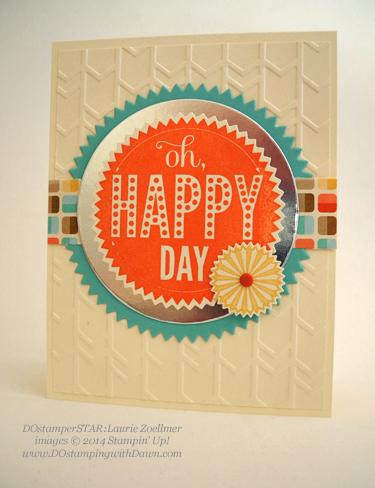 #dostamping #stampinup #cardmaking #birthday #diy #dostamperSTARS #StarburstSayings