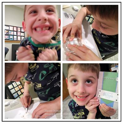 #dostamping #stampinup #dawnolchefske #paperpumpkin #kidscrafts #cardmakingkit #diy