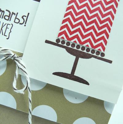 #stampinup, #dostamping, #cardmaking, #birthdaycake, #yippeeskippee