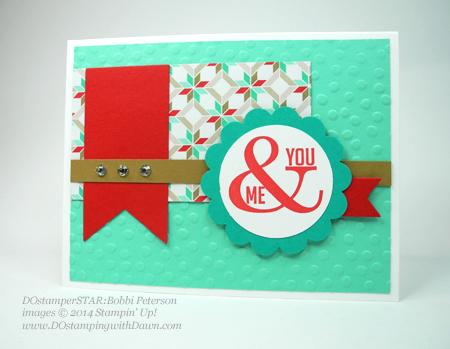 #bobbipeterson, #cardmaking, #dawnolchefske, #dostamping, #papercrafting, #stampinup, #valentinesdaycards