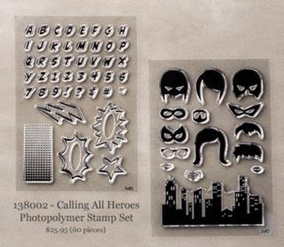 #cardmaking, #dawnolchefske, #diy, #dostamping, #papercrafting, #stampinup, #callingallheroes #photopolymer