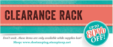 #stampinup #dostamping #stampinup #clearancerack #discountcraftsupplies