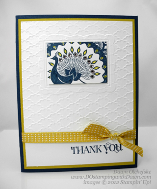 #stampinup #dostamping #dawn olchefske #demonstrator #double texture embossing #world treasures