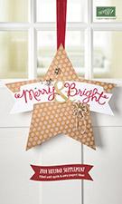 Stampin' up! 2014 HolidaySupplement #holidaydecor