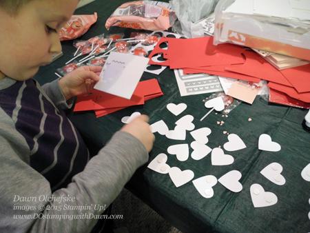 Valentine's Day Jan 2015 Filled with Love Paper Pumpkin ideas from Dawn Olchefske #dostamping #stampinup
