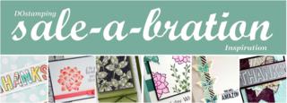 DOstamping Sale-a-Bration Inspiration VIP Newsletter #dostamping #stampinup