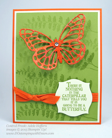 Butterflies Bundle swap cards shared by Dawn Olchefske #dostamping #stampinup (Adele Heffern)