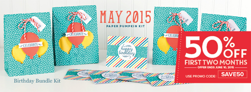 May 2015 Paper Pumpkin alternate ideas by Dawn Olchefske  #dostamping #stampinup
