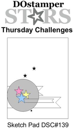 DOstamper sTARS Thursday Challenge DSC#139