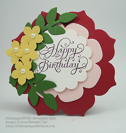 STARS cards shared by Dawn Olchefske #dostamping #stampinup (Bernadette Baio)