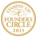Stampin' Up! Founder's Circle 2015, Dawn Olchefske, #dostamping