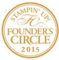 Stampin' Up! Founder's Circle 2015, Dawn Olchefske, #dostamping
