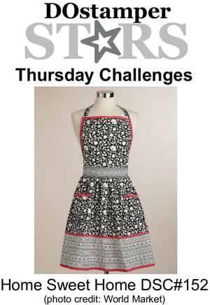 DOstamperSTARS Thursday Challenge DSC#152 #dostamping