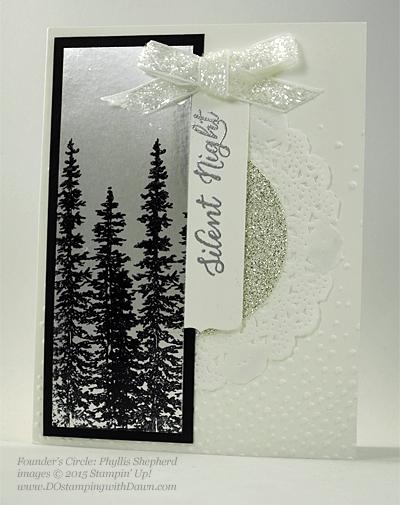 Wonderland swaps from 2015 Holiday Catalog shares by Dawn Olchefske #dostamping #stampinup (Phyllis Shepherd)