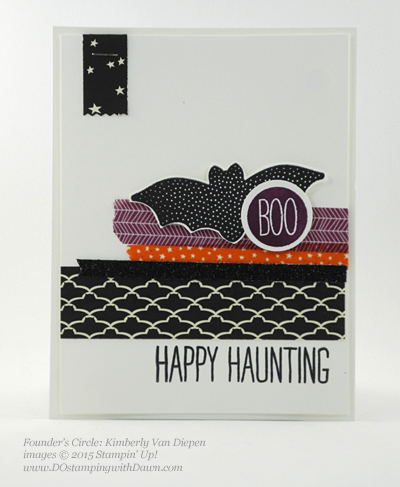Cheer All Year swap shared by Dawn Olchefske #dostamping #stampinup (KimberlyVan Diepen)