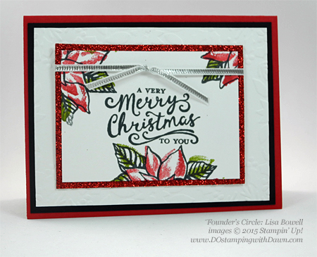Reason for the Season swap cards shared by Dawn Olchefske #dostamping #stampinup Lisa Bowell