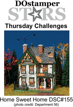 DSC#155 DOstamperSTARS Thursday Challenge
