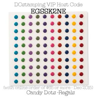 DOstamping VIP Host Code Gift for December 2015