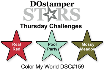 DSC#159 Color Challenge DOstamperSTARS