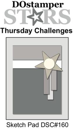 DOstamperSTARS Thursday Sketch Challenge DSC#160 #dostamping