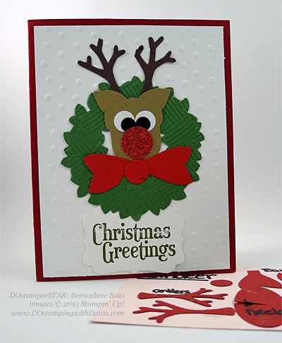 DOstamperSTARS Holiday Cards shared by Dawn Olchefske #dostamping #stampinup (Bernadette Baio)