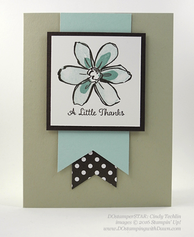 Milwaukee On Stage swap cards shared by Dawn Olchefske #dostamping #stampinup (Cindy Techlin)