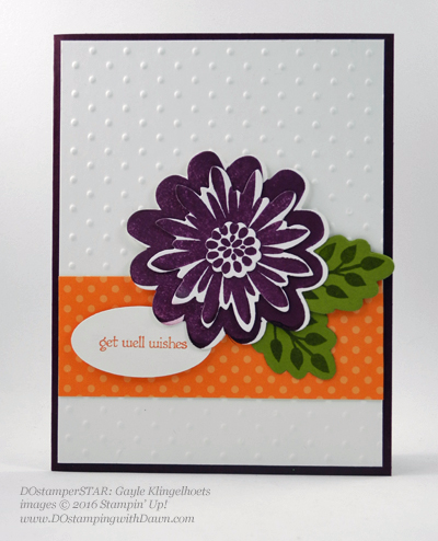Milwaukee On Stage swap cards shared by Dawn Olchefske #dostamping #stampinup (Gayle Klingelhoets)