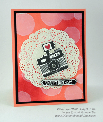 DOstamperSTARS New Catalog swap - Pun Intended shared by Dawn Olchefske #dostamping #stampinup (Judy Strickling)