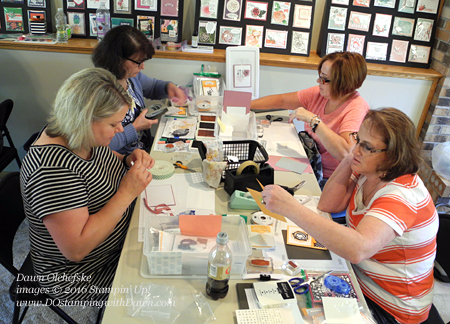 DOstamperSTARS New Annual Catalog Shoebox Swap Event hosted by Dawn Olchefske #dostamping #stampinup