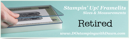 Stampin'-Up!-Framelits-Retd