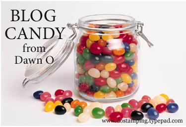 DOstamping Blog Candy!