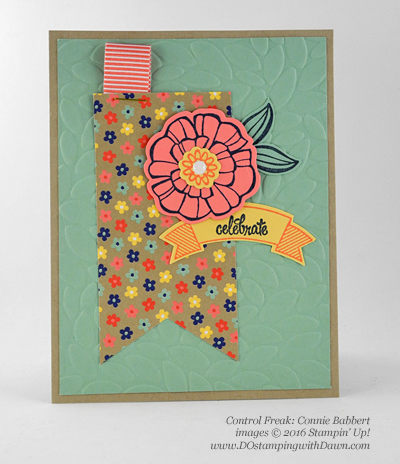Affectionately Yours Swap card shared by Dawn Olchefske #dostamping (Connie Babbert)