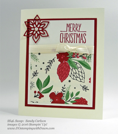 Better Together swap card shared by Dawn Olchefske #dostamping (Sandy Carlson)