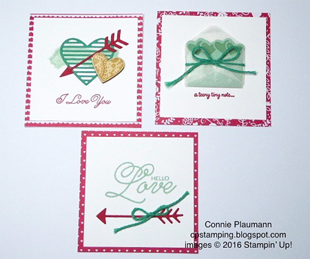 Valentine projects created by DOstamperSTARS #dostamping (ConniePlaumann)