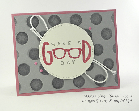 Stampin' Up! Day at the Beach cardshared by Dawn Olchefske #dostamping