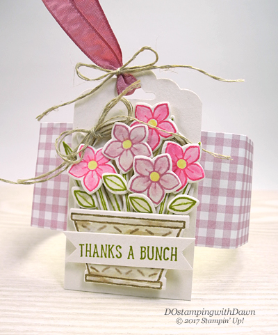 Stampin' Up! Egg Carton & Basket Bunch Bundle shared by Dawn Olchefske #dostamping