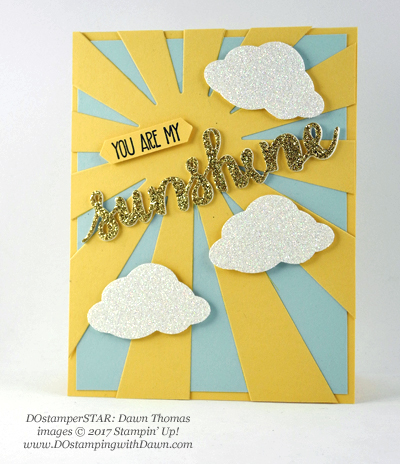 Stampin' Up! DOstamper STARS Friday Featureswap cards shared by Dawn Olchefske #dostamping (Dawn Thomas)