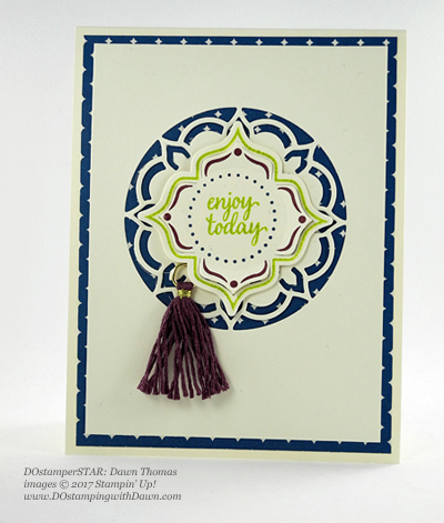 Stampin' Up! DOstamperSTARS Friday Feature cards shared by Dawn Olchefske #dostamping (Dawn Thomas)