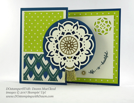 Stampin' Up! DOstamperSTARS Friday Feature cards shared by Dawn Olchefske #dostamping (Deann MacLeod)
