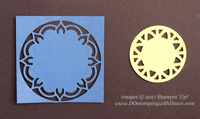 Stampin' Up!Eastern Palace Suite cards shared by Dawn Olchefske #dostamping