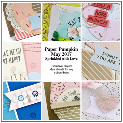 Get 10-12 exclusive ideas from me each month when you subscribe to Paper Pumpkin with Dawn Olchefske #dostamping, https://mypaperpumpkin.com?demoid=61500