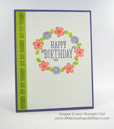 Stampin' Up! Happy Birthday Gorgeous cards shared by Dawn Olchefske #dostamping