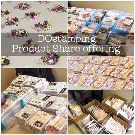 DOstamping Product Shares offered by Dawn Olchefske - 2nd round