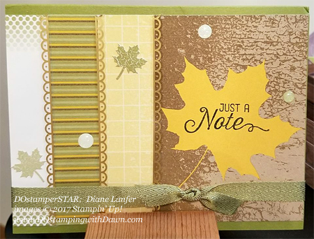 Stampin' Up! Memories & More Color Theory Card Pack cards shared by Dawn Olchefske #dostamping #stampinup #handmade #cardmaking #stamping #diy #memoriesand more #colortheory (Diane Lanfer)