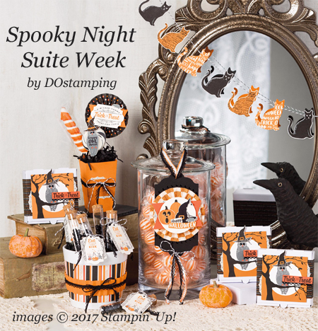 visit DOstamping Spooky Night Suite Week for lots of Halloween Inspiration #dostamping #stampinup #halloween #packaging #cardmaking #diy