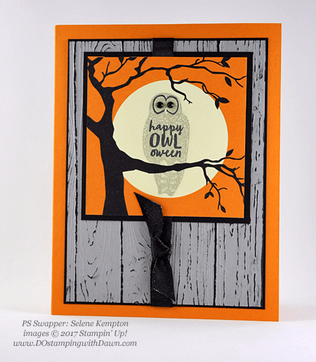 Stampin' Up! Spooky Cat Samples shared by Dawn Olchefske #dostamping #stampinup #handmade #cardmaking #stamping #diy #spookycat #trickortreat #halloween #catpunch (Selene Kempton)